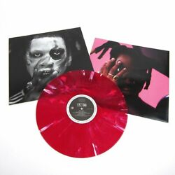 Denzel Curry - TA13OO - Red Slushie Colored Vinyl LP - NEW & SEALED