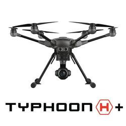 Yuneec Typhoon H Plus Hexacopter with C23 Camera and Intel Real Sense $1299.99