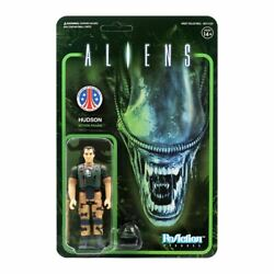 Super7 Aliens Hudson ReAction Figure 3.75-Inch Carded Figure *NOC $20.95