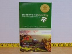 Environmental Stewardship In The Judeo-Christian Tradition (2008, Paperback) $3.00