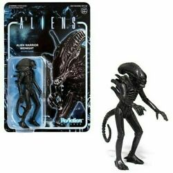 Super7 Aliens Alien Warrior Midnight Reaction Figure $18.95