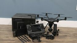Yuneec Typhoon H Hexacopter 720hd camera ST16 ground controller Combo $600.00