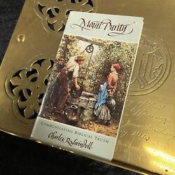 Moral Purity Rare Vtg 1985 Collectible Religious Catholic Altar Holy Prayer Book $12.00