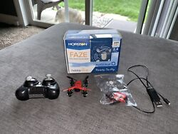 Hobbyzone Faze Ready To Fly Ultra Small Quadcopter Discontinued Hard To Find C $59.99