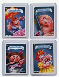 2019 GARBAGE PAIL KIDS CEREAL EXCLUSIVE 4 CARD SET LIMITED EDITION NEW  $30.00