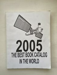Loompanics Unlimited Sellers of Unusual Books  •2005 Main Catalog •Vintage• RARE $55.00