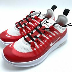 Nike Air Max AXIS (GS) Youth Running Shoes University Red/White-Black AH5222-603 $69.00