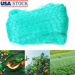 13' x 33' Anti Bird Netting Garden Plant Fruit Vegetable Fencing Mesh Protector $14.99