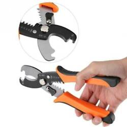 Multifunctional Cable Wire Stripper Cutter Plier Crimper Stripping Cutting Tool $10.69