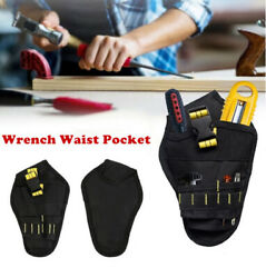New Heavy Heavy Duty Tool Pouch Belt Bag Pocket Holder Multifunction Bag $11.99