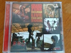 Grand Funk Railroad Live The 1971 Tour CD Case and CD Like Brand New $11.75