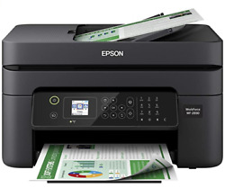 Brand New Epson WorkForce WF-2830 All-In-One Inkjet Printer $159.99