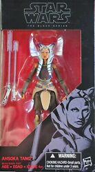 Star Wars The Black Series 20 Ahsoka Tano $39.95