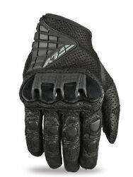 FLY quot;COOLPRO FORCEquot; GLOVES MOTORCYCLE MESH TOUCHSCREEN BLACK PICK MEN#x27;S SIZE $37.95