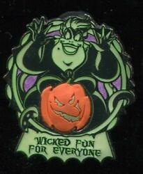 Wicked Fun For Everyone Ursula LE Disney Pin 92262 $22.95
