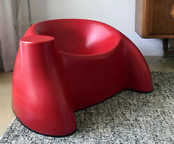 Vintage Fiberglass Chair by Wendell Castle $3000.00