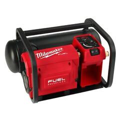 Compact Quiet Compressor Lithium Ion Brushless Cordless Electric 2Gal Tool Only $383.94