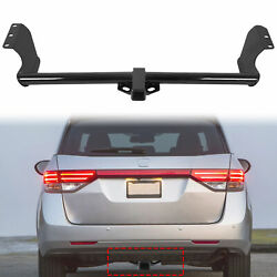 Glossy Black For 1999-2017 Honda Odyssey Class 3 Trailer Hitch Tow Receiver 2
