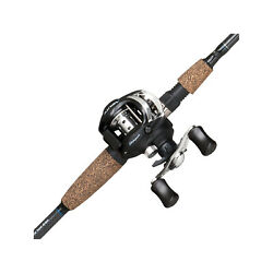 Shakespeare Top Quality Agility Low Profile Baitcast Reel and Fishing Rod Combo $66.99