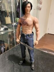 1 6 Ekin Cheng Custom Asia Star 12quot; Action Figure. Root hair and tattoo $120.00