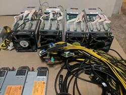 Bitmain Antminer S9 13.5 THs lot server psu supply Bitcoin mining hardware AP3w $1,599.99