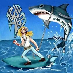 ACID AGE quot;Drone Shark Ethicsquot; NEW SEALED CD $14.00