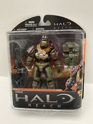 Halo Reach Series 1 JORGE McFarlane Action Figure New and Sealed RARE! $77.00