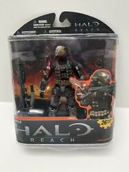 Halo Reach Series 1 EMILE McFarlane Action Figure New and Sealed RARE! $86.00