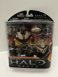 Halo Reach Series 1 Grunt Ultra McFarlane Action Figure New and Sealed $42.00