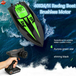 UDI 908 2.4G RC Brushless Racing Boat 50KM H Remote Control Gift Boat Water Cool $129.99
