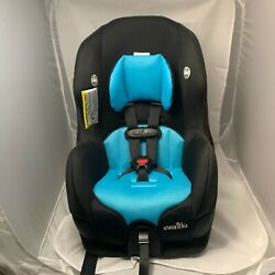 Evenflo Tribute LX Convertible Car Seat Neptune $24.99
