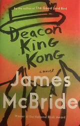 Deacon King Kong: A Novel by James McBride. New Hardcover ~ FREE SHIPPING!! $16.23