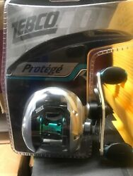 Zebco Protege Right Handed BaitCasting Reel ~ NEW SEALED $23.49