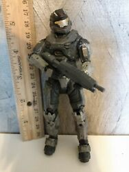 Mcfarlane Halo 3 Reach Video Game Action Figure Spartan B312 Noble Six Mark V B $9.70