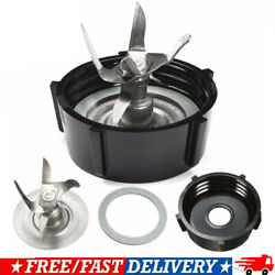 Parts For Oster Osterizer Blender Cutter amp; Replacement Base Bottom Capamp;Gasket TM $8.98