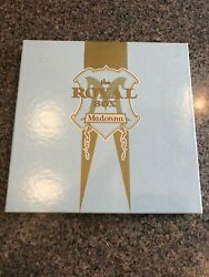 Madonna The Royal Box Immaculate Collection Poster VHS Cassette Postcards $65.00