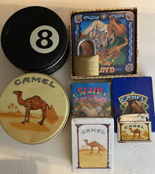 Camel Cigarettes Advertising Joe Camel Collect