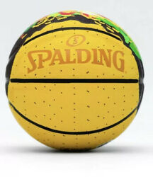 Spalding Street Taco Supreme Basketball Limited Edition In Hand Ship Ready $125.00