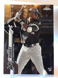 2020 Topps Chrome Base Inserts Parallels Refractors Prisms Rookies Stars $59.99
