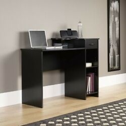 Mainstays Student Desk with Easy-glide Drawer cinnamon cherry  $109.99