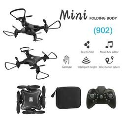 KY902 2.4G RC Foldable Drone WIFI FPV With ESC Aerial Remote Control Aircraft $26.69
