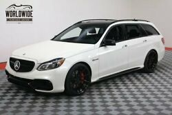 2014 Mercedes-Benz E 63 Amg  Brabus $175K+ Invested Awd 1 Of 1 Carbon Fiber