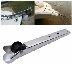 Boat Heavy Duty Bow Anchor Roller Self Launching 15 1 4quot; Anchor Rack Roller $27.07