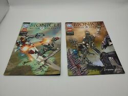 LEGO Bionicle DC Comics Lot of 2 Battle for Power Issues 12 13 $10.50