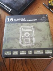 OHM battery powered remote camera BCM HH662 from Japan $30.00