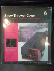 Classic Accessories 52 003 040105 00 Two Stage Snow Thrower Cover New $26.50