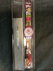 Swatch Vintage For Your Heart Only GR127 1995 Valentine#x27;s $39.99