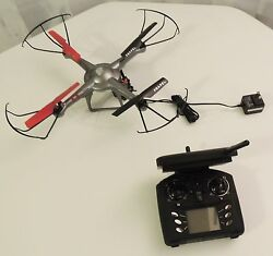 PROPEL DRONE WITH CONTROLLER PL 1430 CAMERA REMOTE VIDEO DISPLAY $120.00