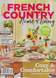 *NEW* FRENCH COUNTRY Home amp; Living DEC 2020 FALL cottage journal southern living $4.99