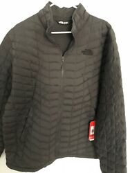 The North Face Thermoball Stretch Jacket Asphalt Grey NWT XXL $139.99